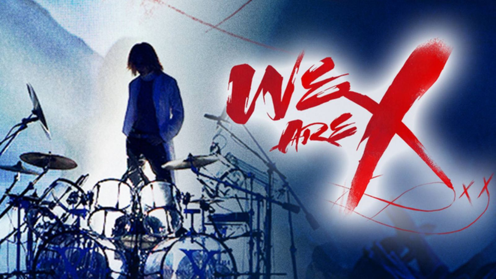 "X JAPAN - ""WE ARE X"" Original Soundtrack (Internationale Version) © X JAPAN"