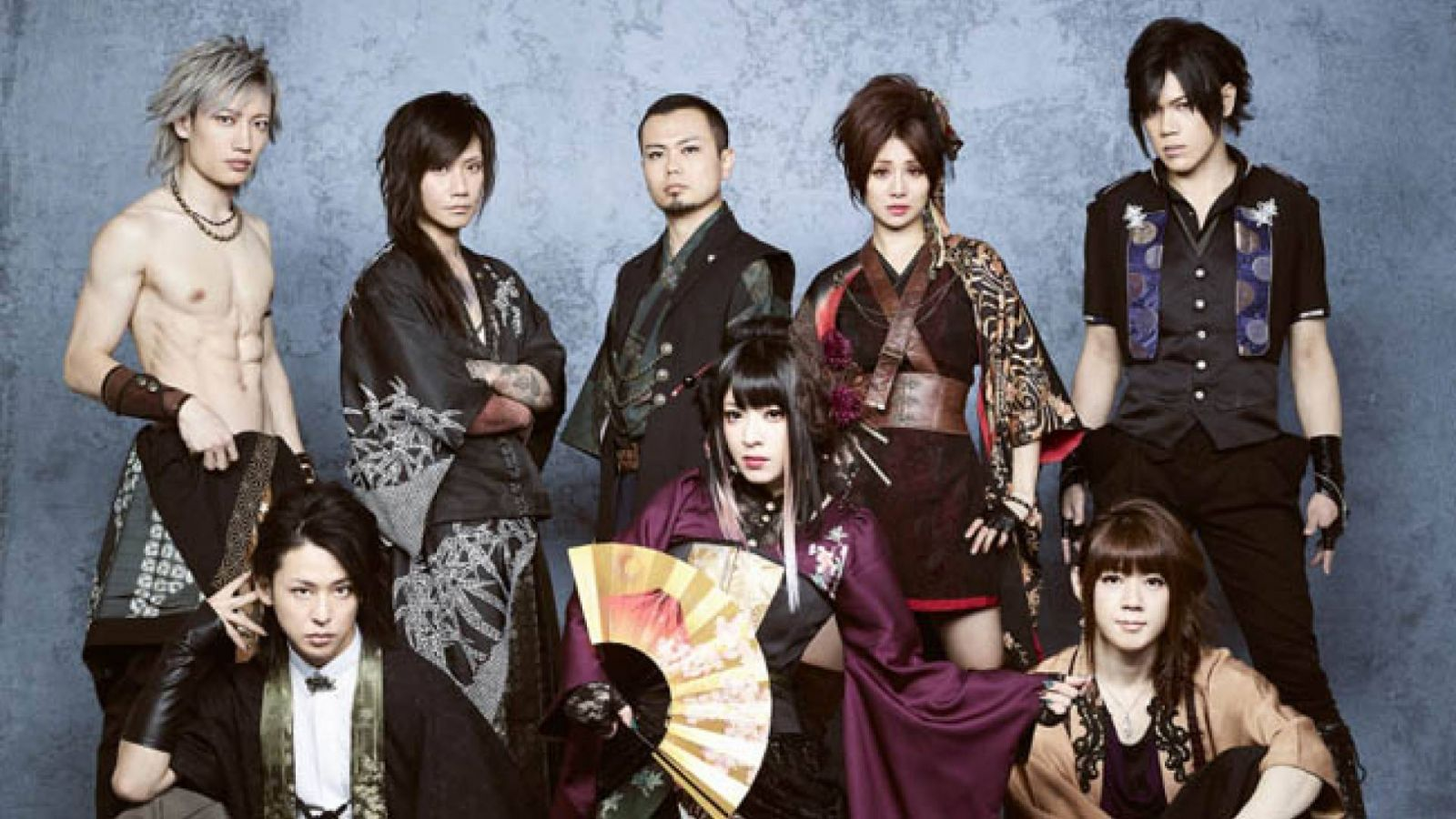 New Single from WagakkiBand © avex music creative All rights reserved