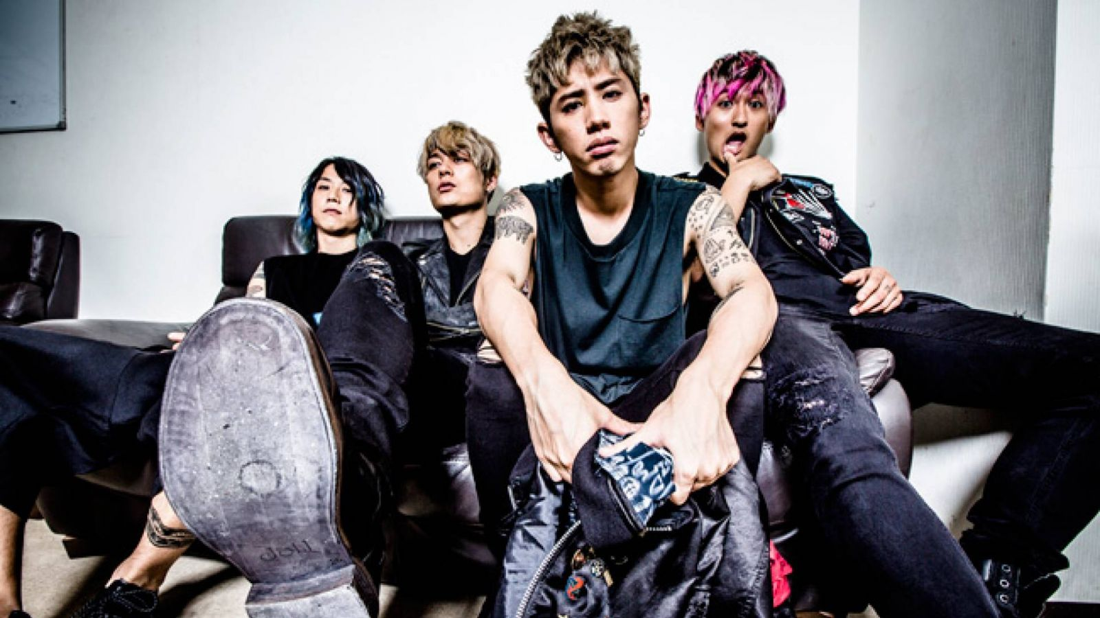 ONE OK ROCK de volta ao Brasil! © AMUSE INC. All rights reserved.