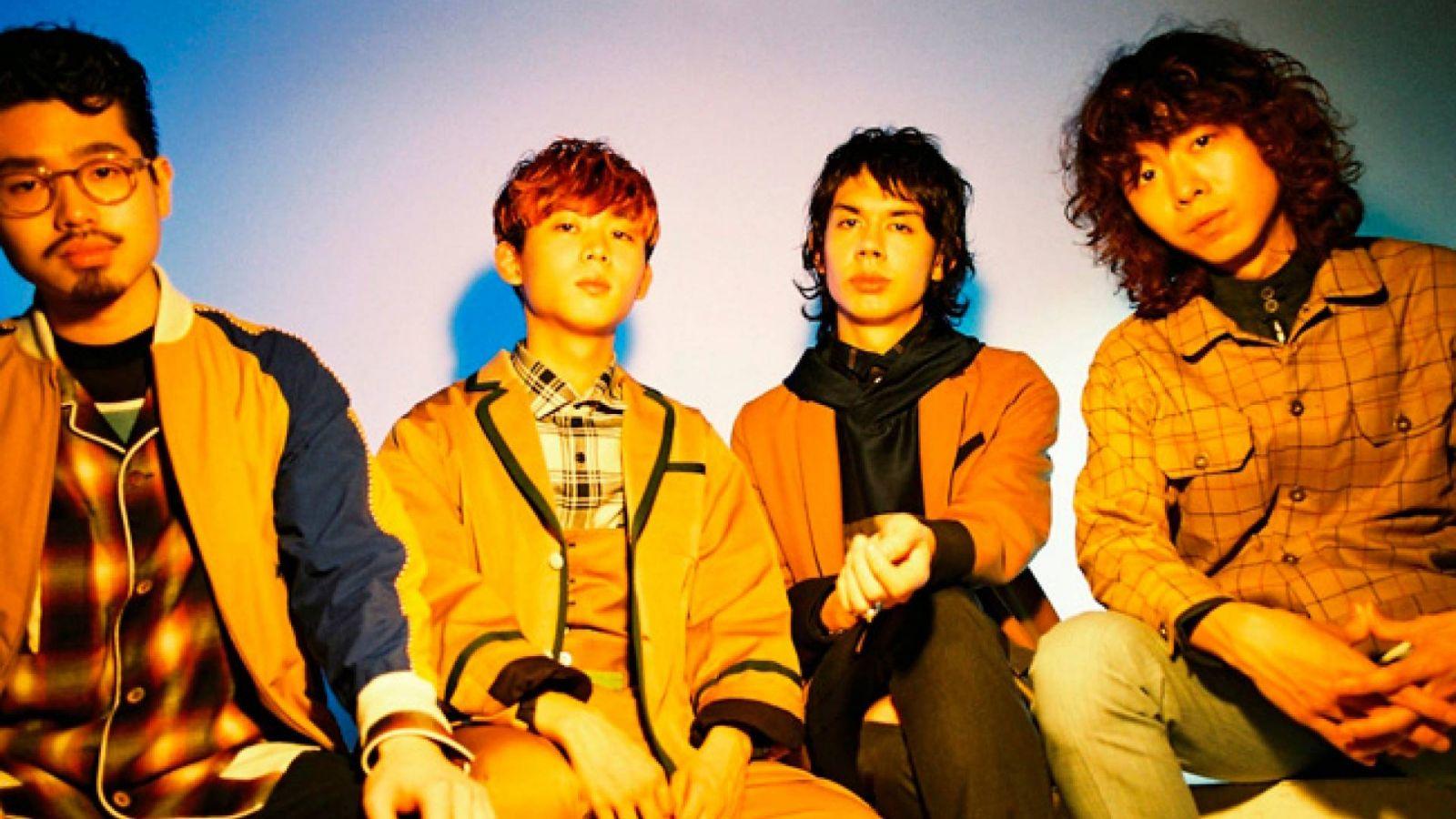 Седьмой альбом OKAMOTO`S © Sony Music Artists Inc. All rights reserved.