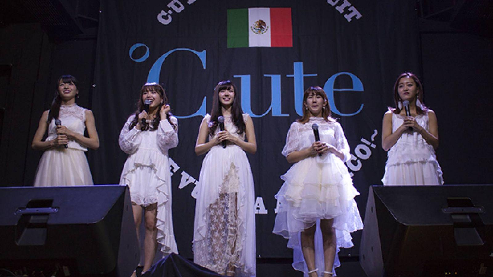 Rueda de prensa con °C-ute en México © JaME - Maria Fernanda Paula Terrazas