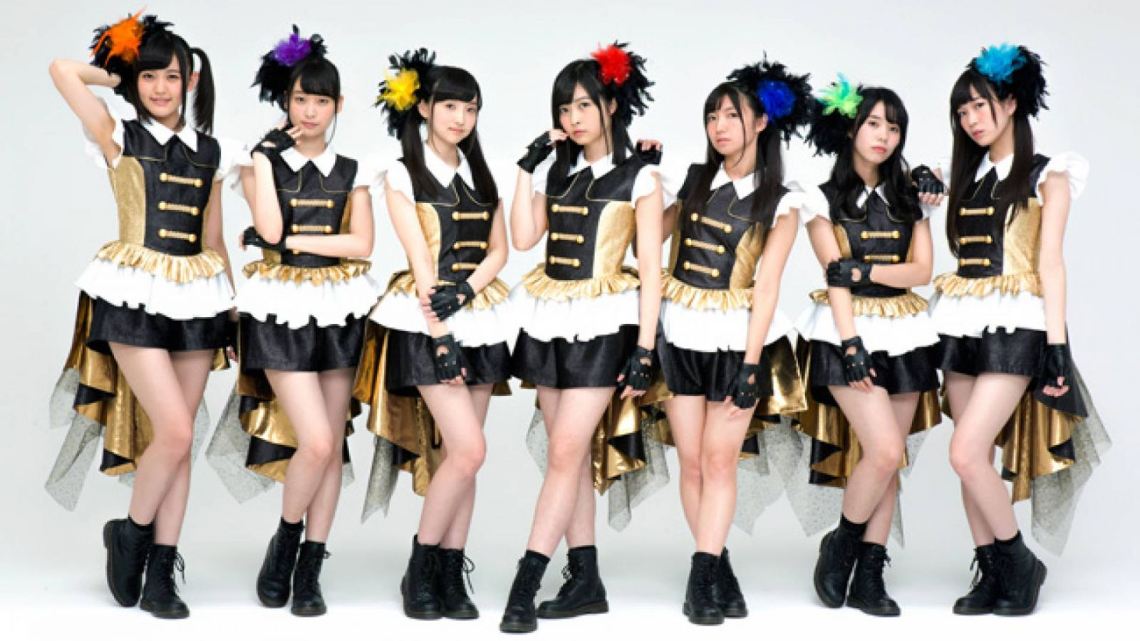Wake Up, Girls ! © Green Leaves / Wake Up, Girls!