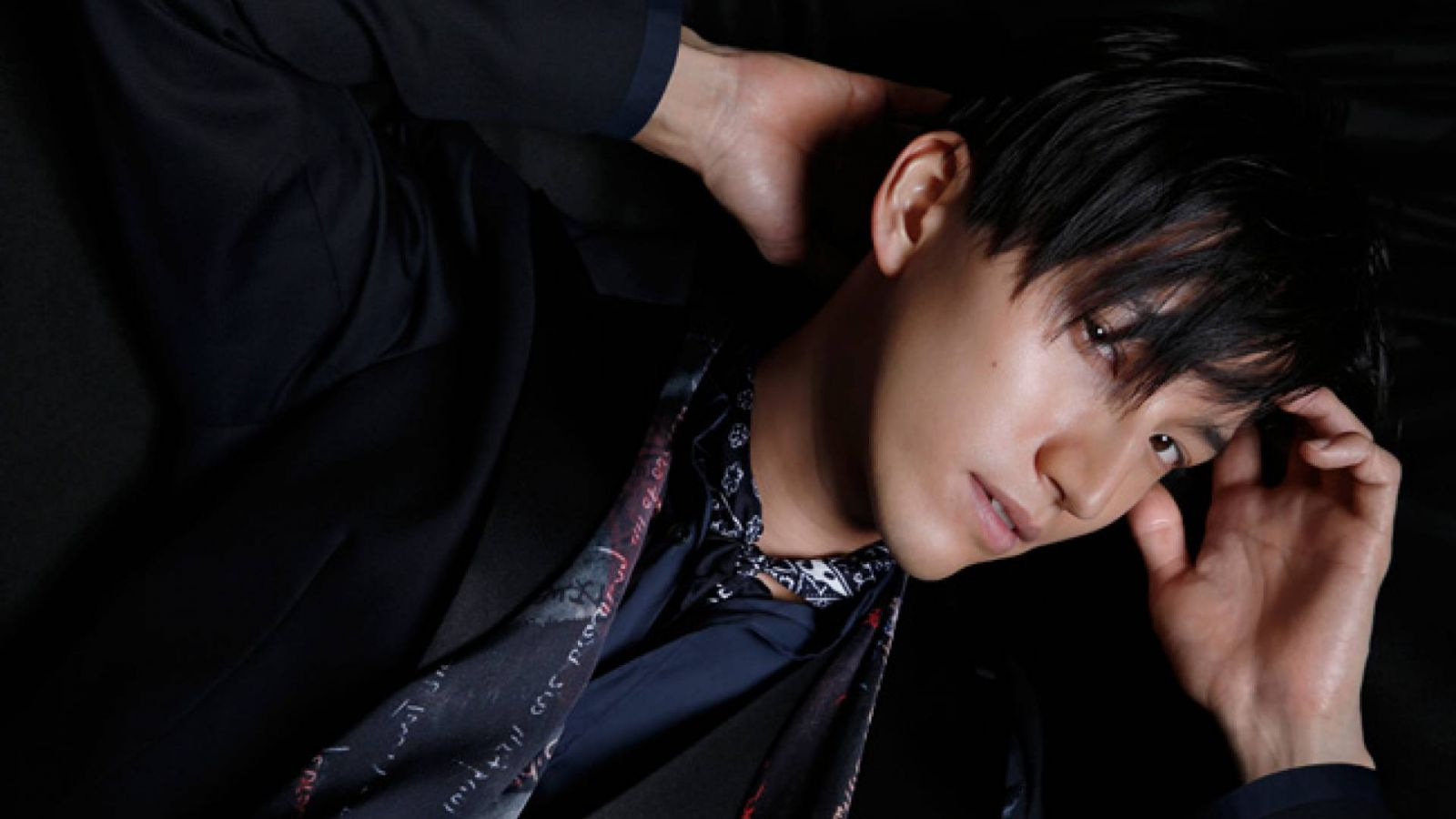 Primer álbum de Junnosuke Taguchi © UNIVERSAL MUSIC JAPAN