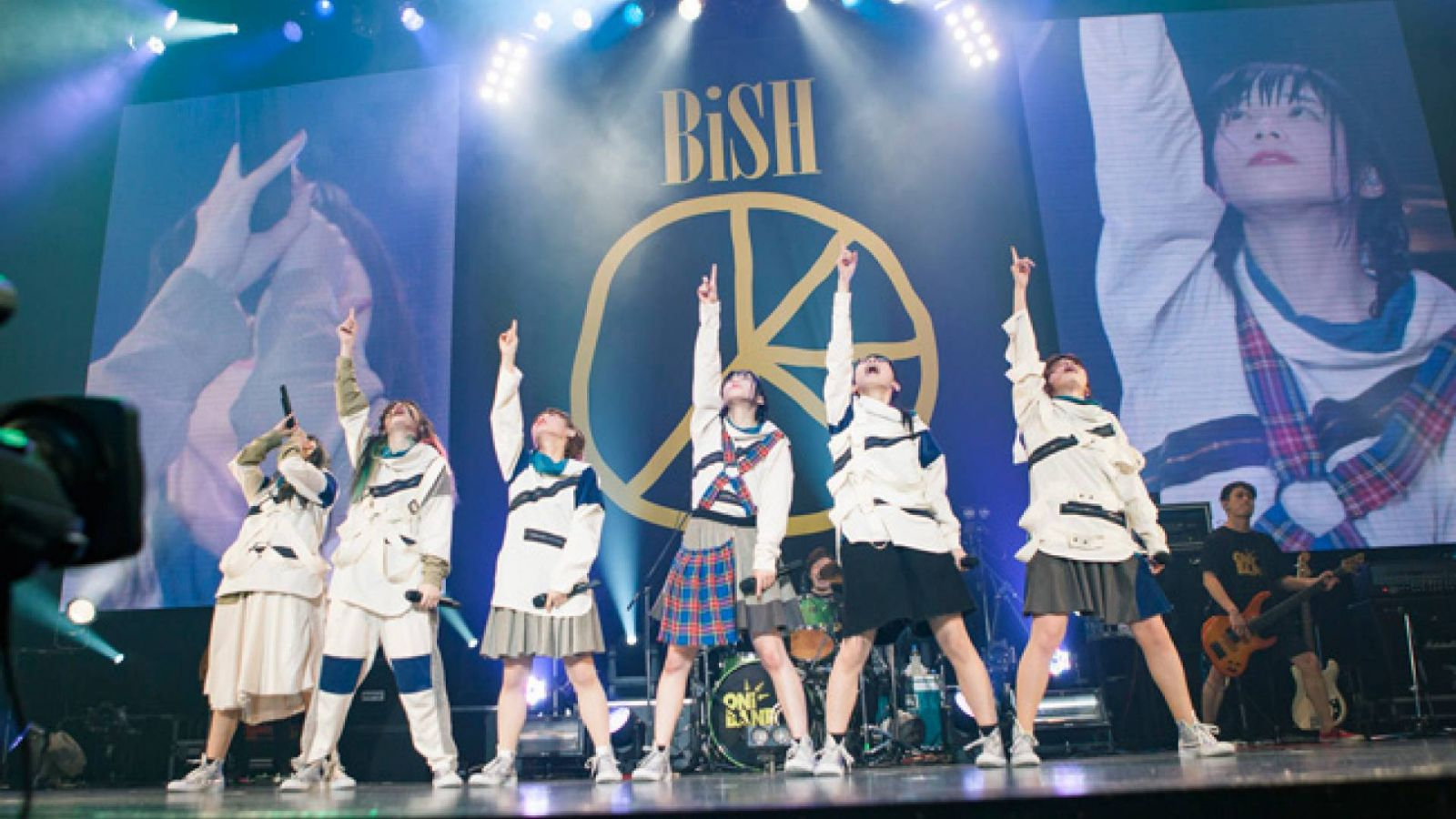 J-review : BiSH © avex music creative inc. All rights reserved.