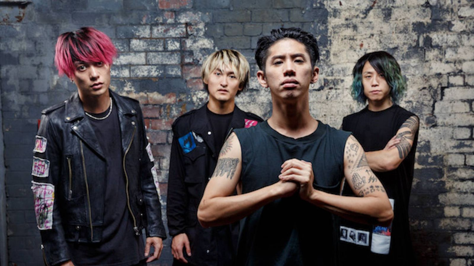 ONE OK ROCK Announces North American Tour and World Tour © AMUSE INC. All rights reserved.