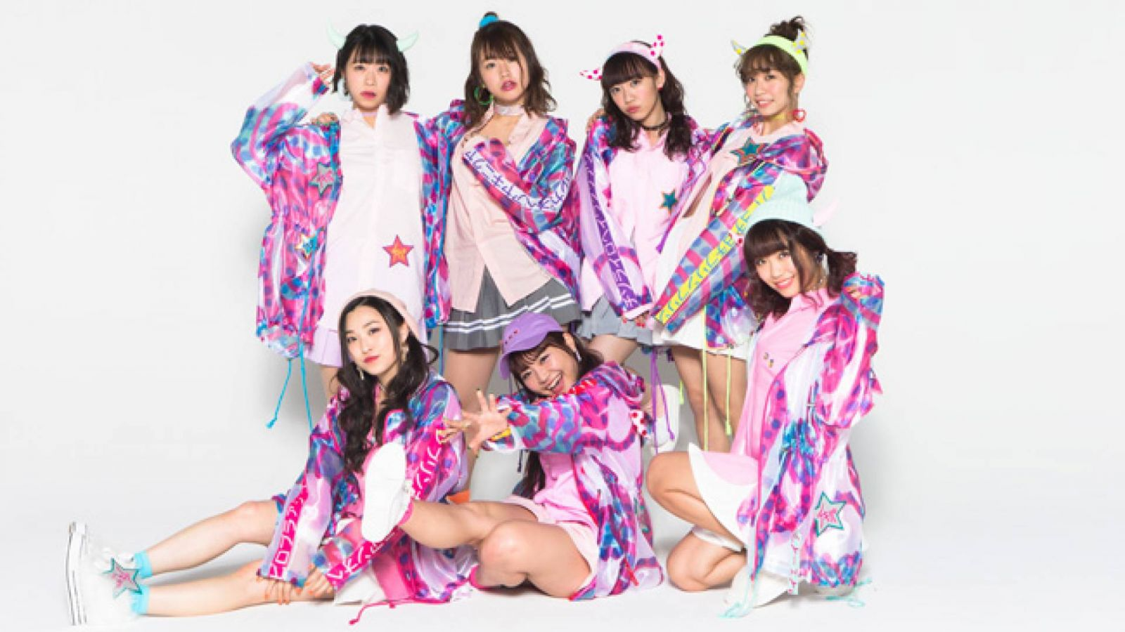 Cheeky Parade © 2017 avex entertainment Inc. All rights reserved.