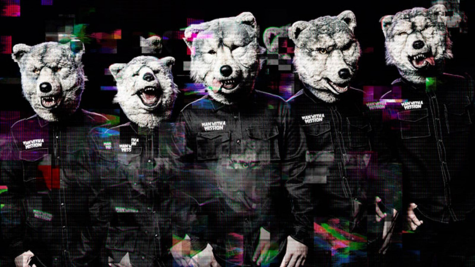 Nuevo single de MAN WITH A MISSION © 2017 MAN WITH A MISSION