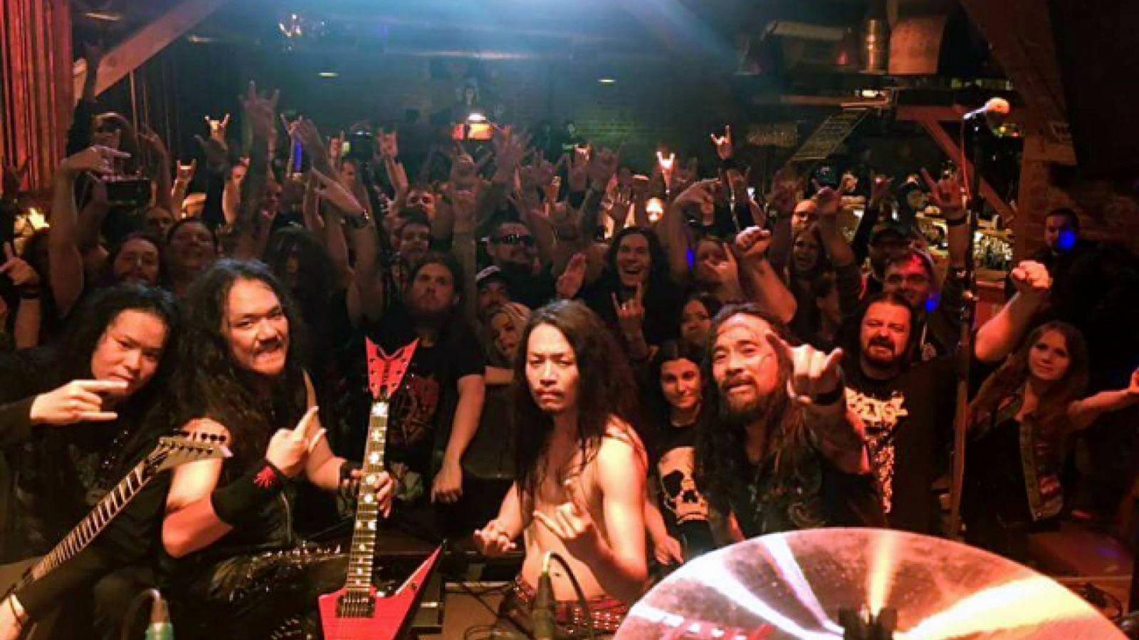 Концерт Survive в Санкт-Петербурге © SURVIVE Official Facebook Page