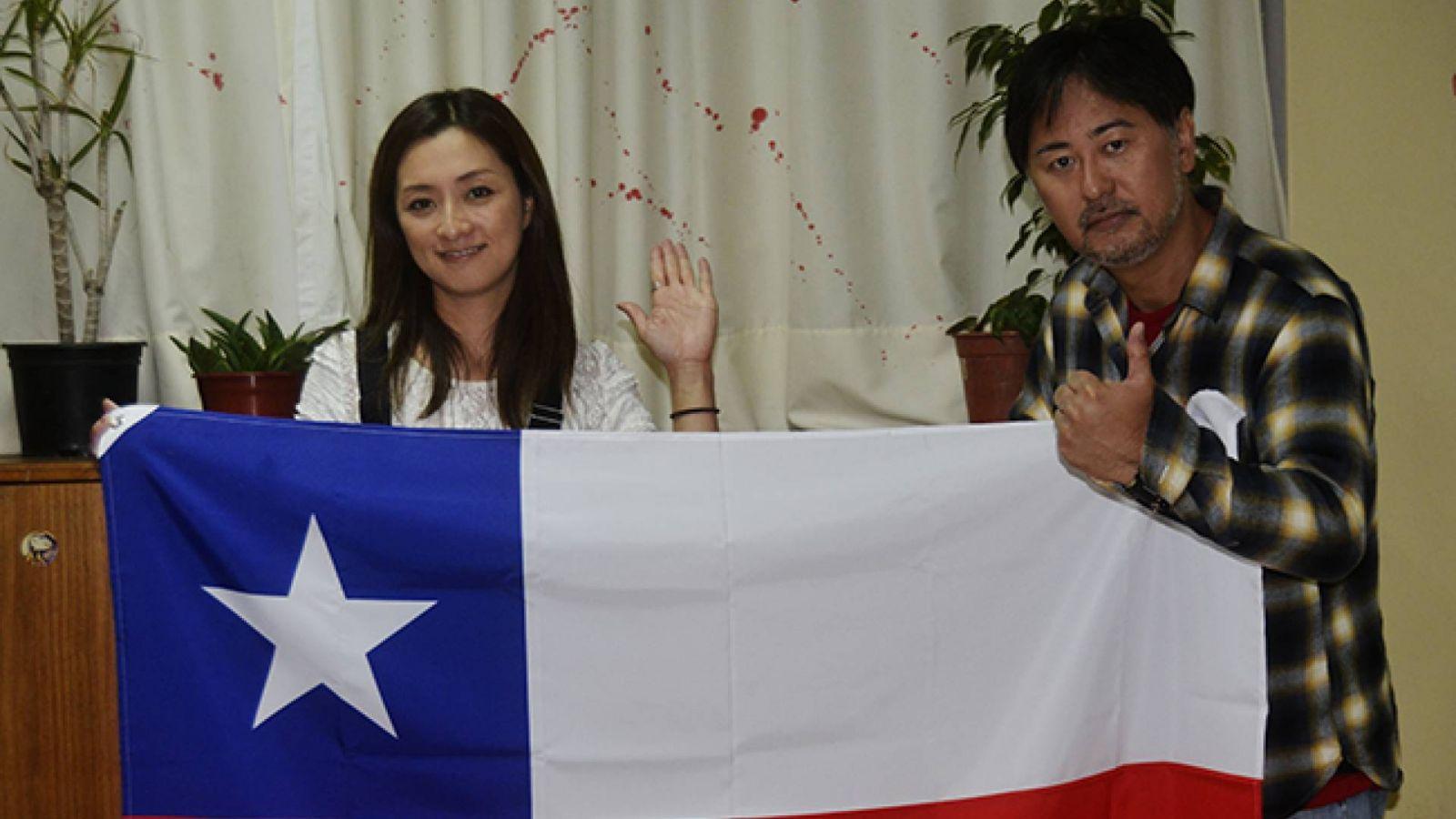Entrevista con Do As Infinity en Chile © JaME - Francisca Contreras Letelier