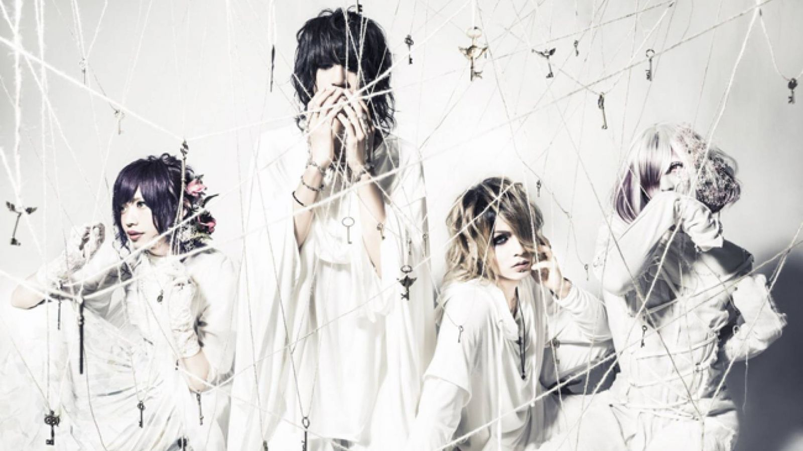 ramiel to Release Five Consecutive Singles © Shimizuya Records. All Rights Reserved.