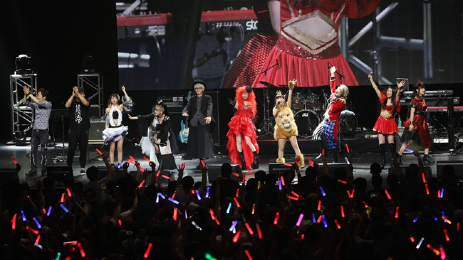 Anisong World Matsuri ~Japan Super Live~ at Anime Expo 2017 © Anisong World Matsuri