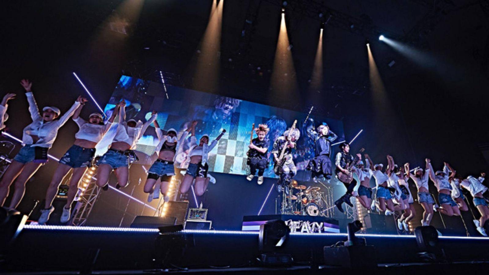 Live-DVD und -Blu-ray von SuG © 2017 OFFICE WALKER, Fam Entertainment