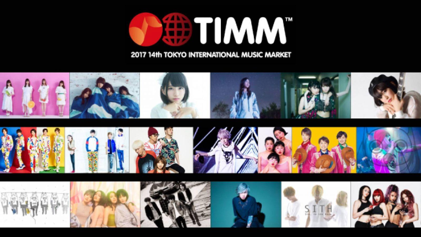 14th Tokyo International Music Market Live - przedstawienie artystów © TIMM