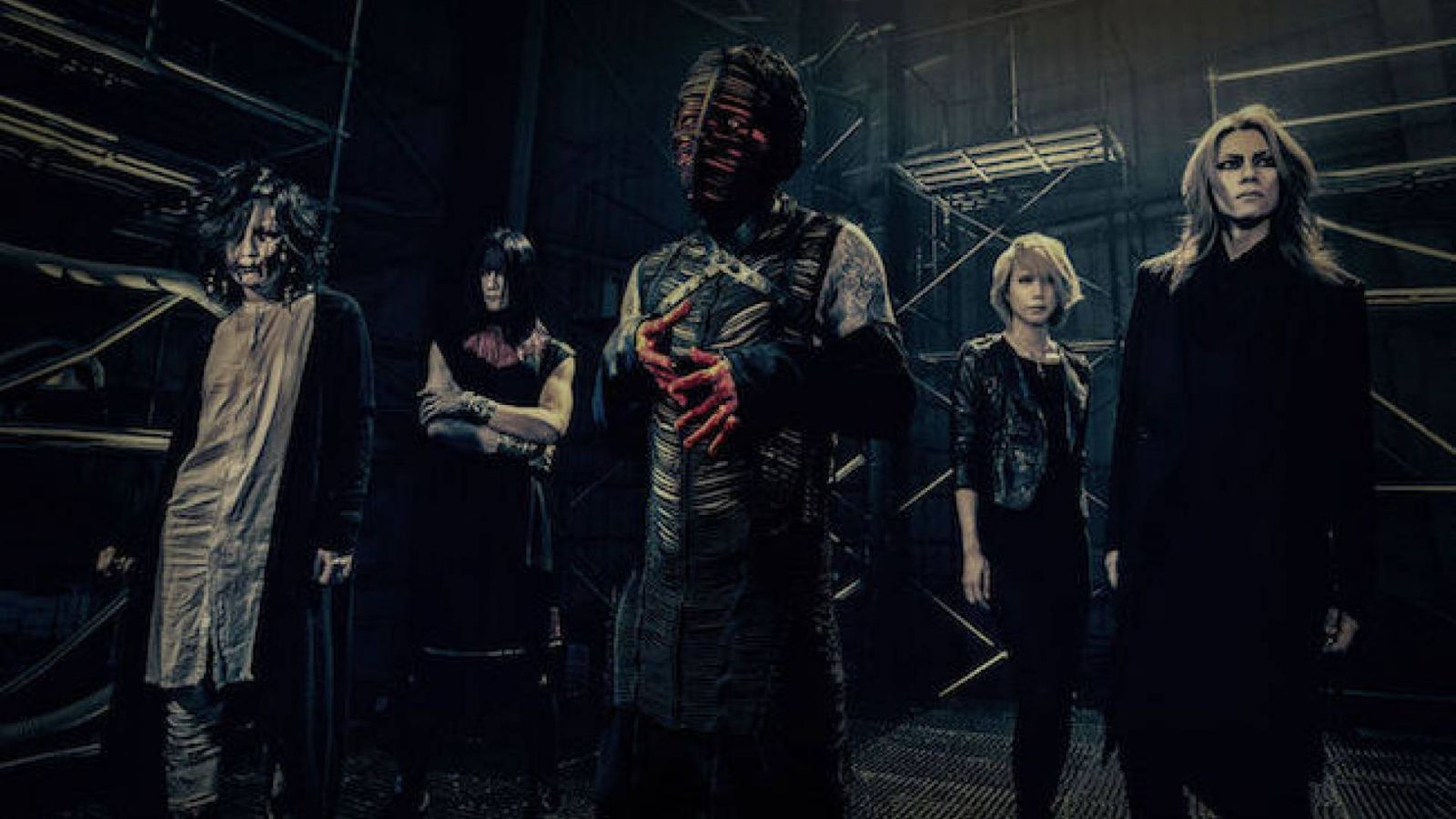 Okami Records to Release DIR EN GREY's New Single Digitally Worldwide © DIR EN GREY