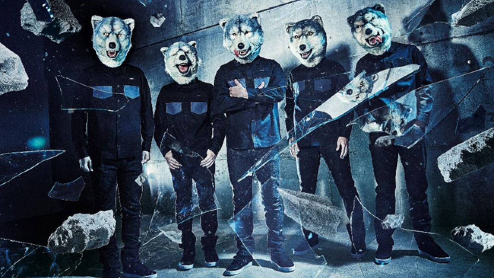 MAN WITH A MISSION в Санкт-Петербурге © Sony Music Entertainment (Japan) Inc. All rights reserved.
