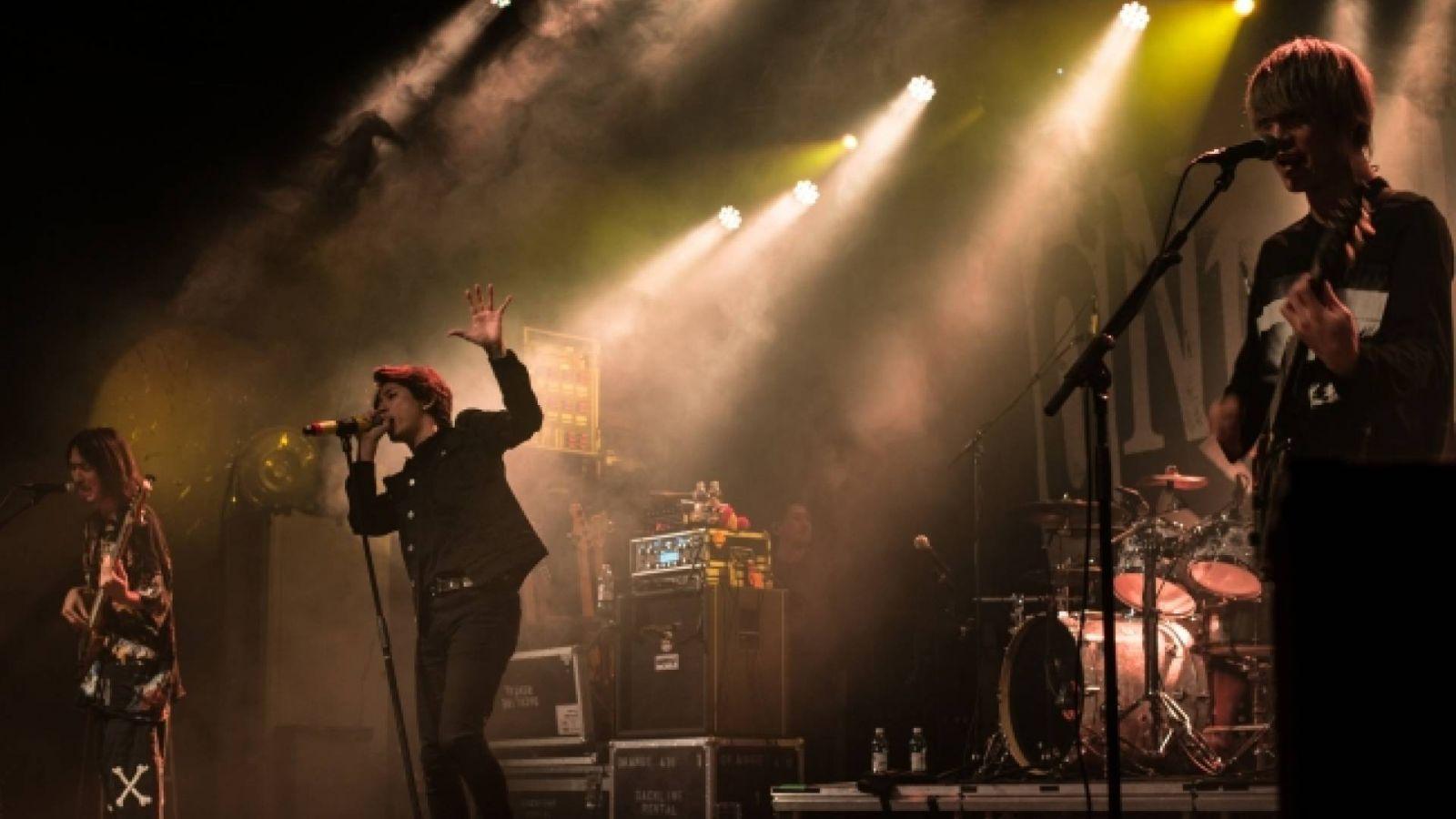 ONE OK ROCK - The Circus 5.12.2017 © JaME Suomi, Iina Kaikko