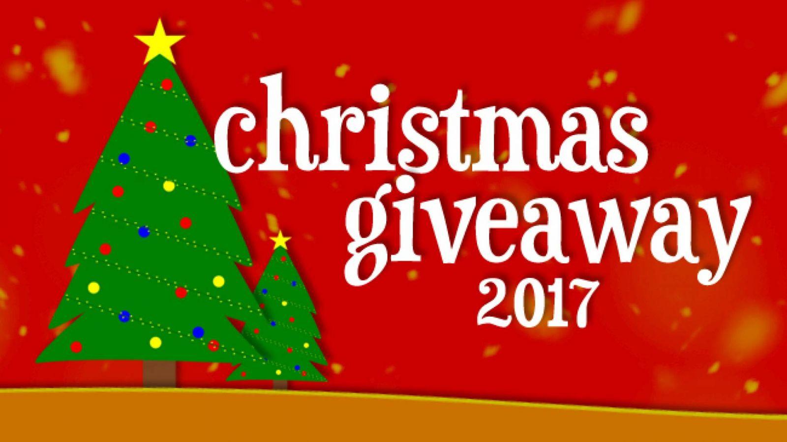 Christmas Giveaway 2017 © JaME