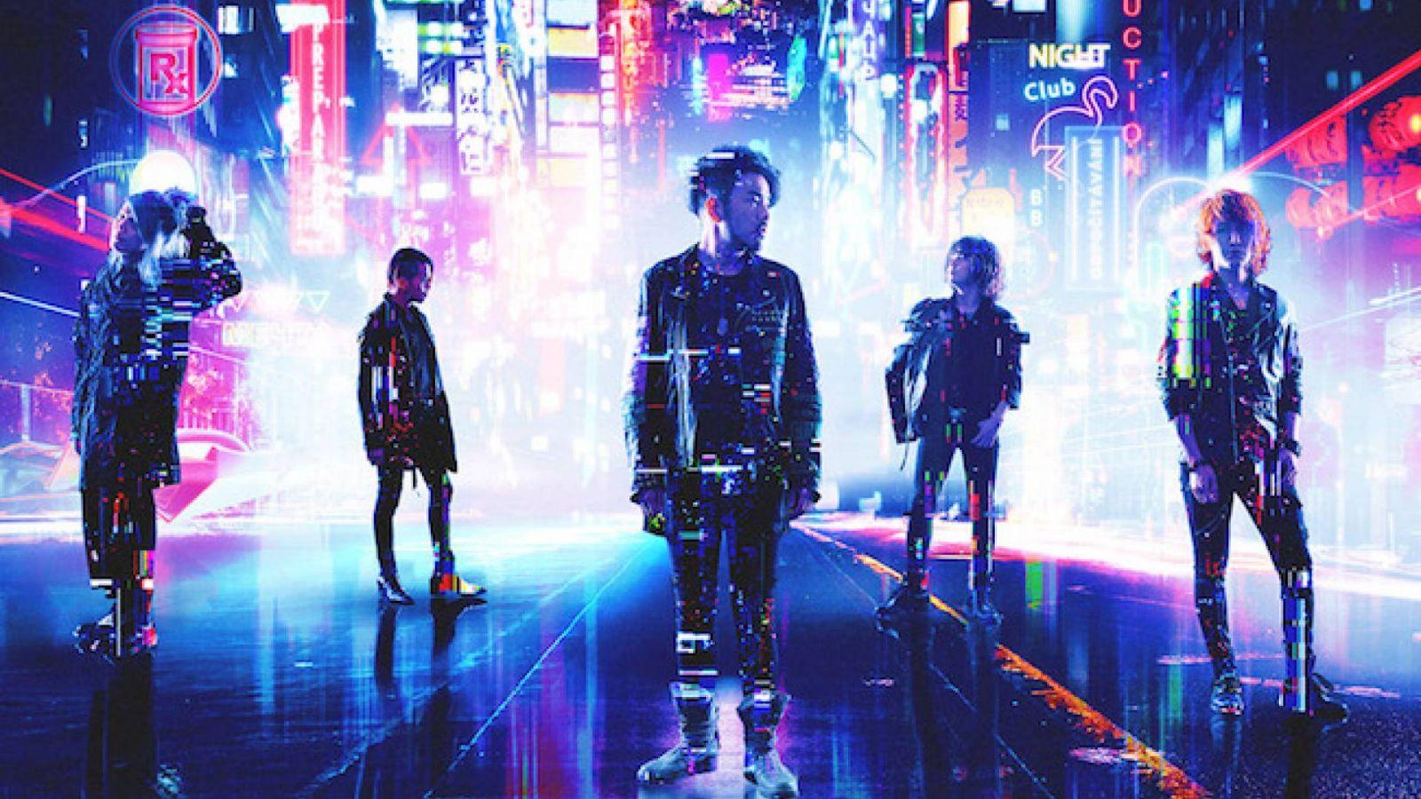 Nuevo álbum de CROSSFAITH © CROSSFAITH