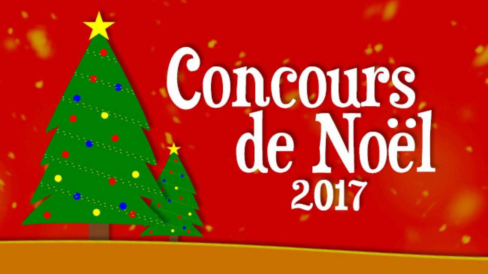 Concours de Noël 2017 © JaME