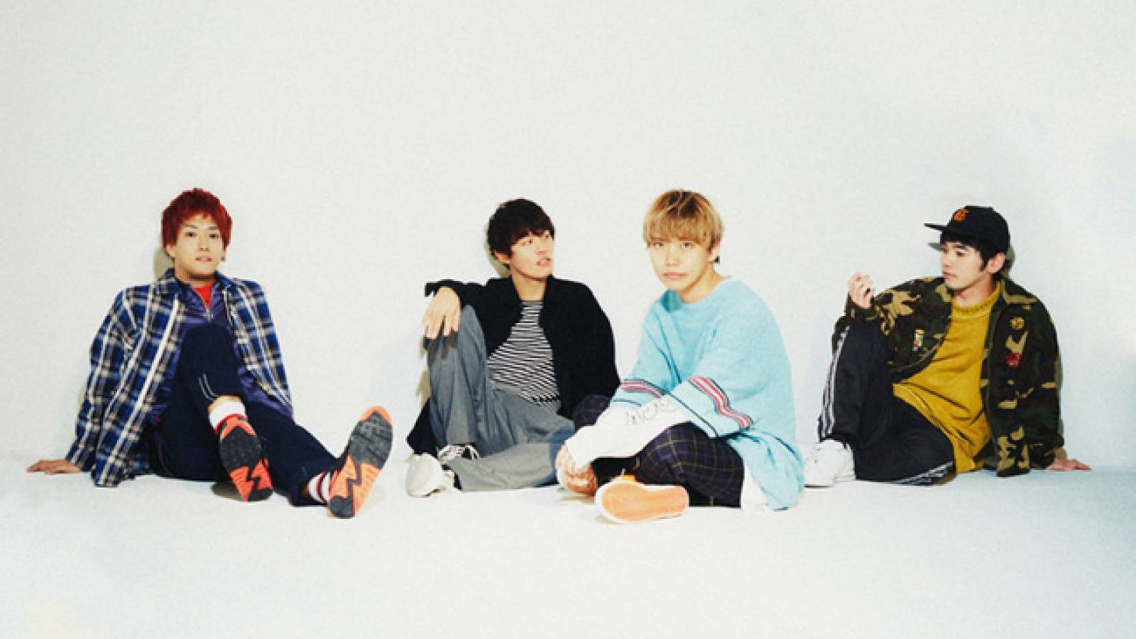 New Single from 04 Limited Sazabys © 04 Limited Sazabys. All rights reserved.