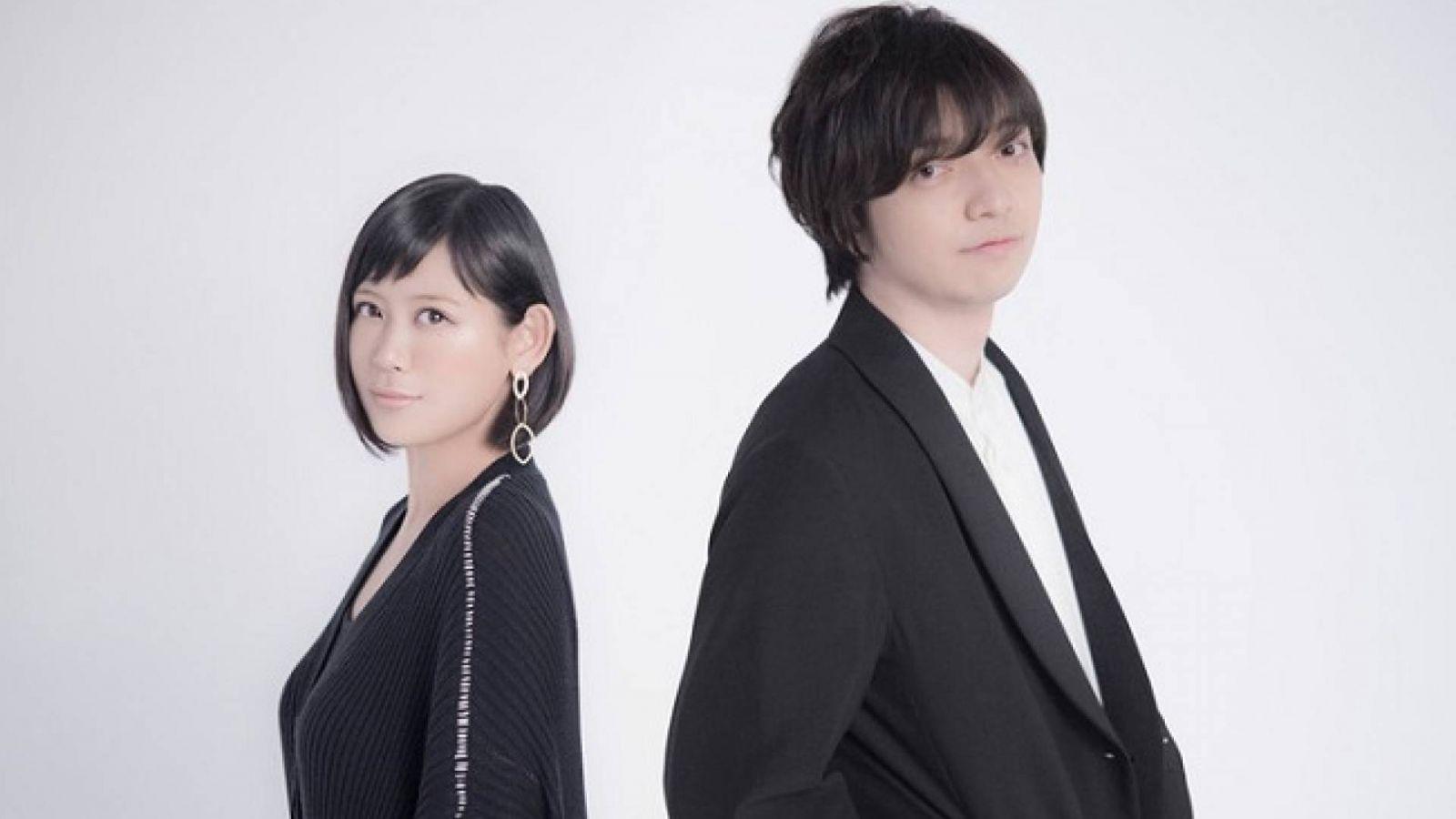 Совместный сингл Ayaka и Miura Daichi © A stAtion