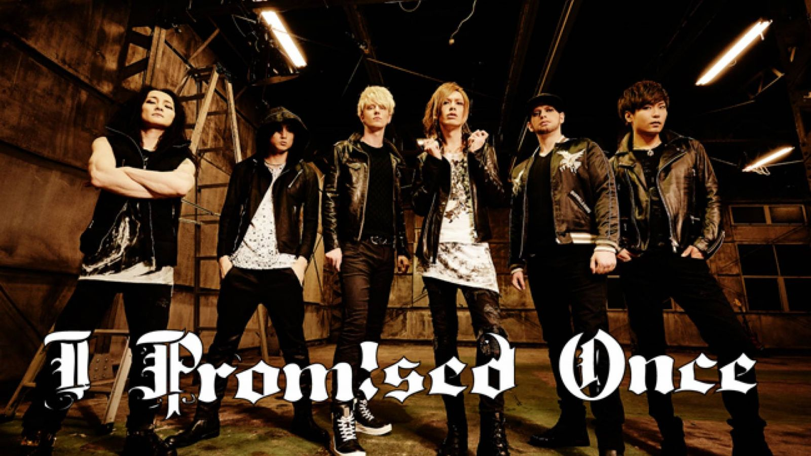 I Promised Once - Salvation © I Promised Once