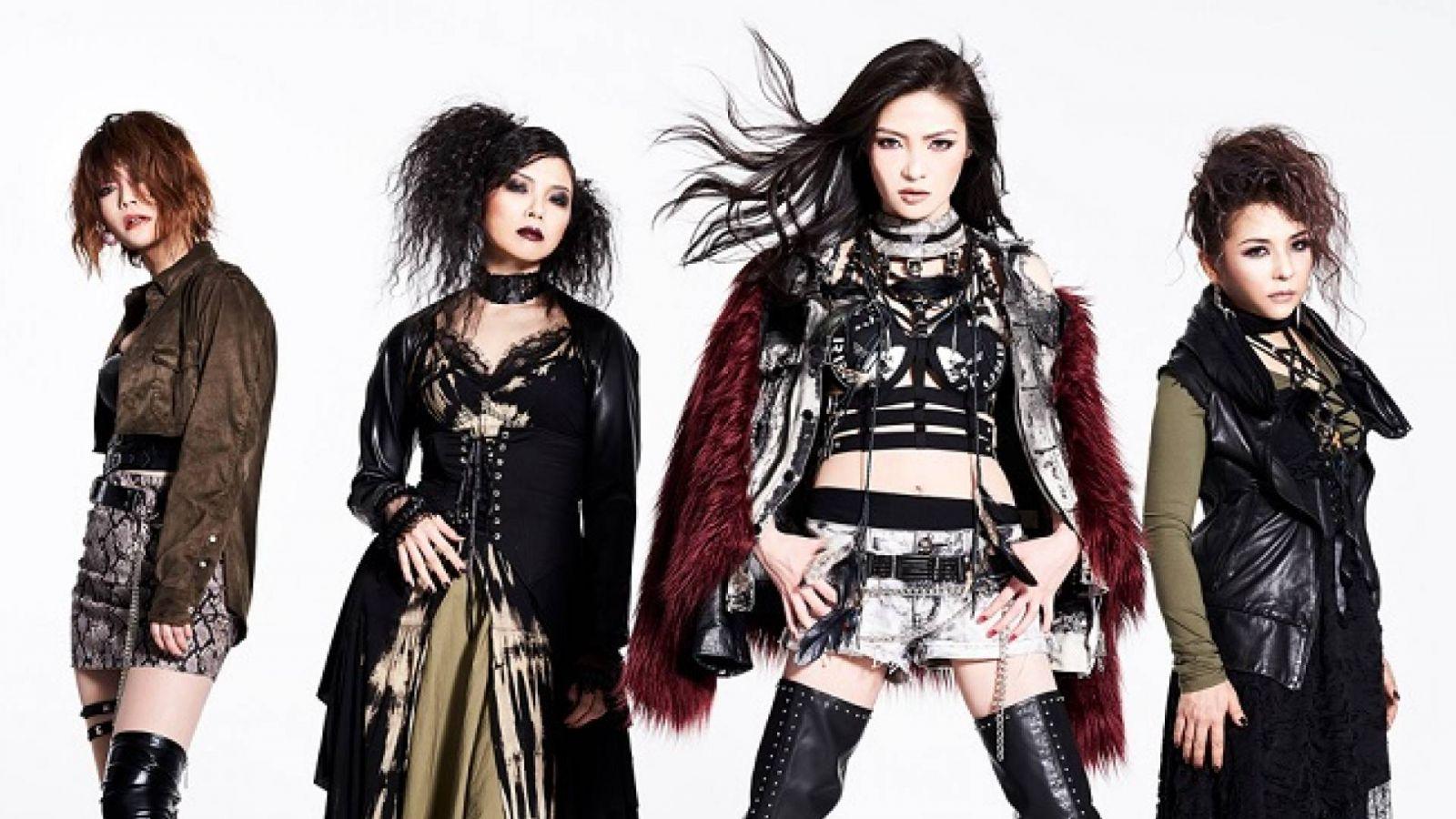 Mary's Blood Announce Album Details © Tokuma Japan