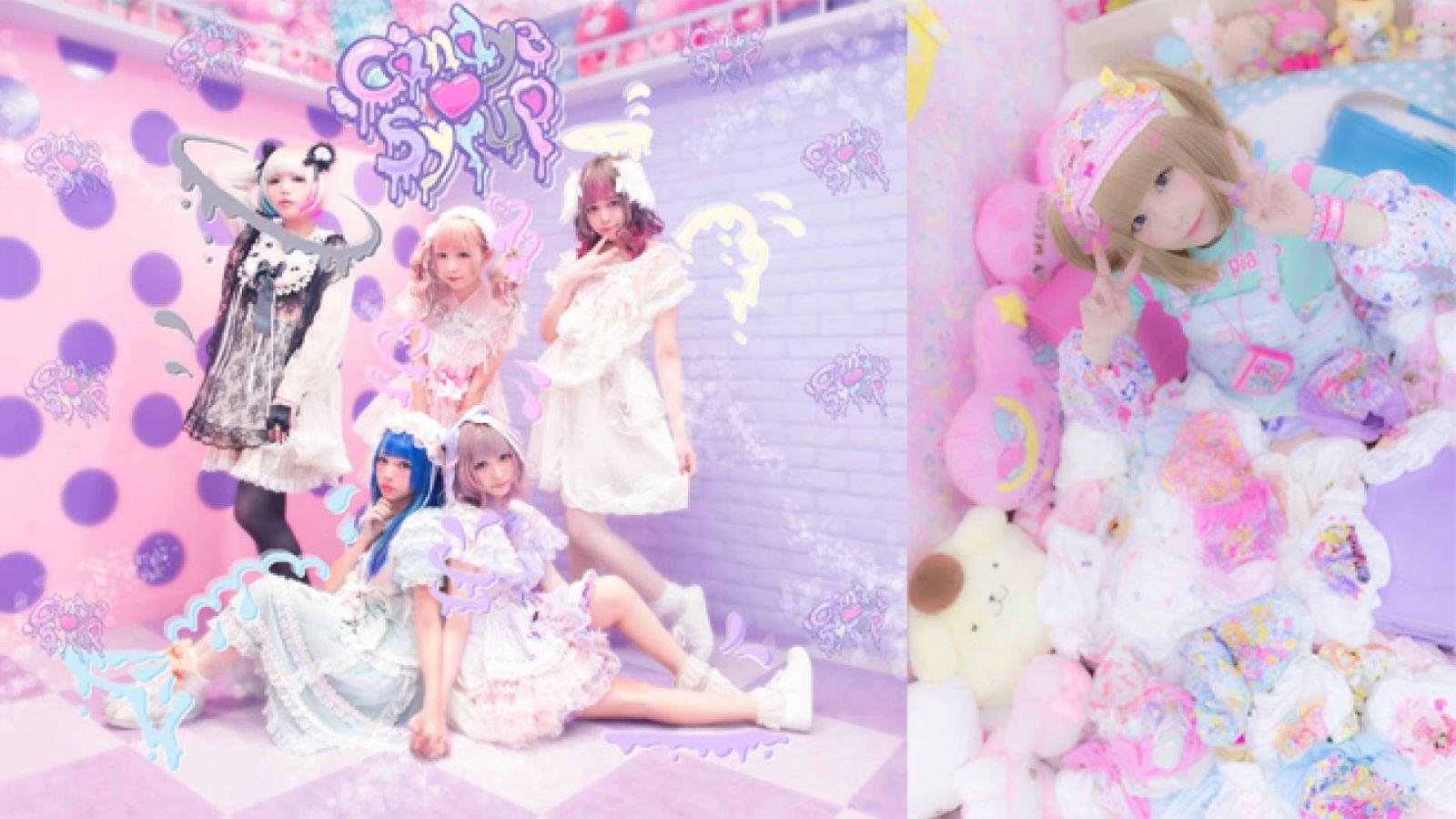 Candye♡Syrup and Senanan to Perform at Saboten Con © Starlit Signal Records