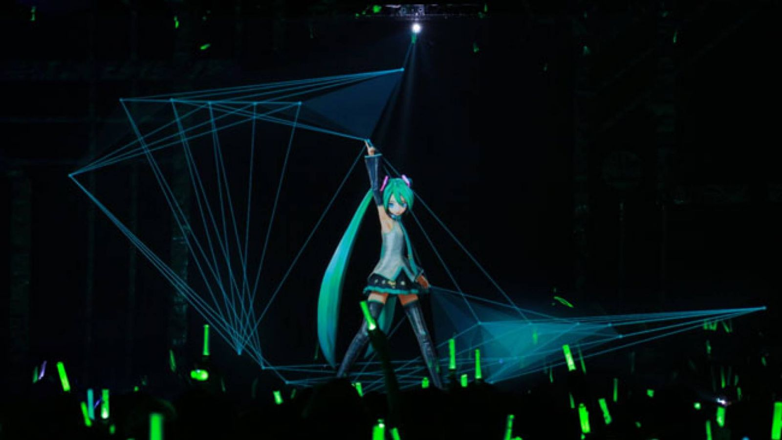 Hatsune Miku to Perform in Europe © KEI, Crypton Future Media, INC., piapro.net   provided by BB Promotion