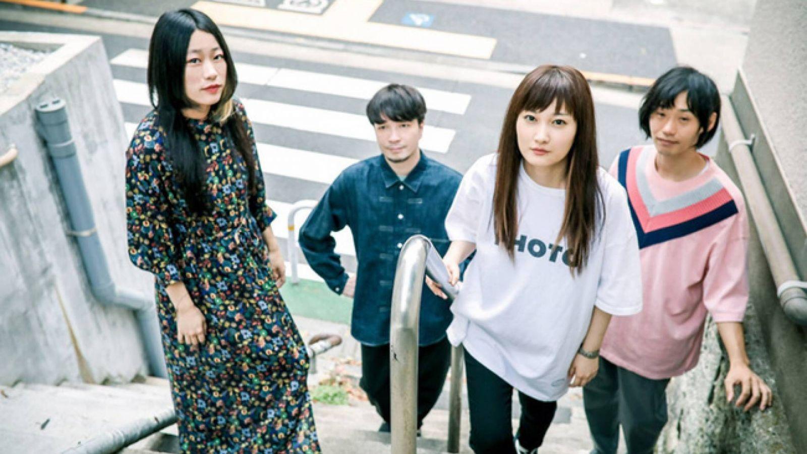 New Album from Kinoko Teikoku © Kinoko Teikoku. All rights reserved.