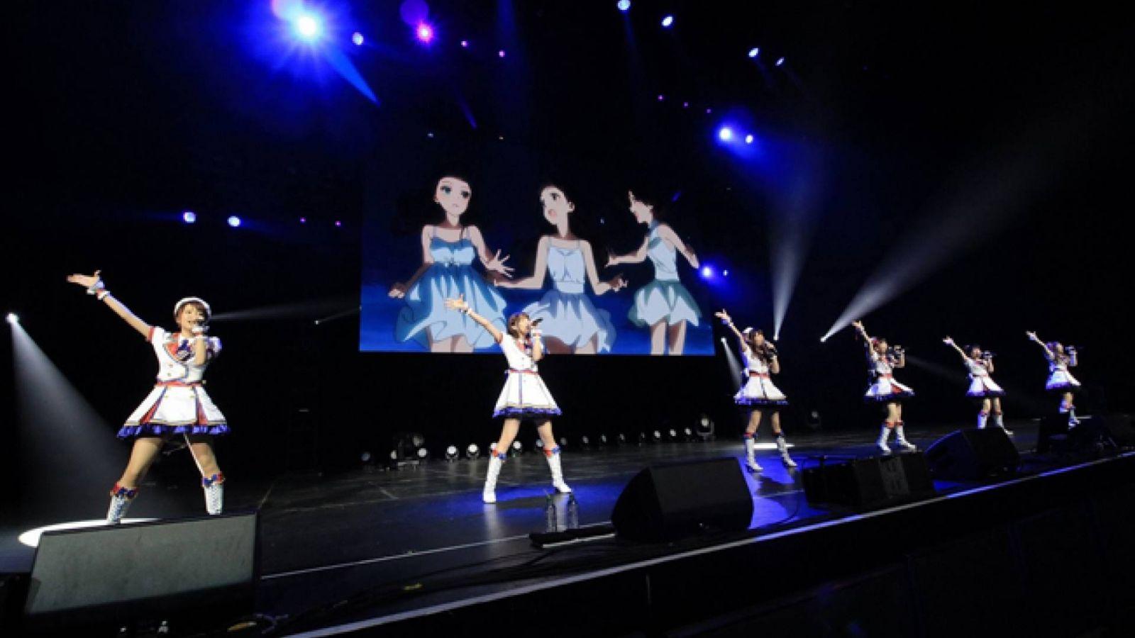 Anisong World Matsuri ~Japan Kawaii Live~ na Anime Expo 2018 © Anisong World Matsuri