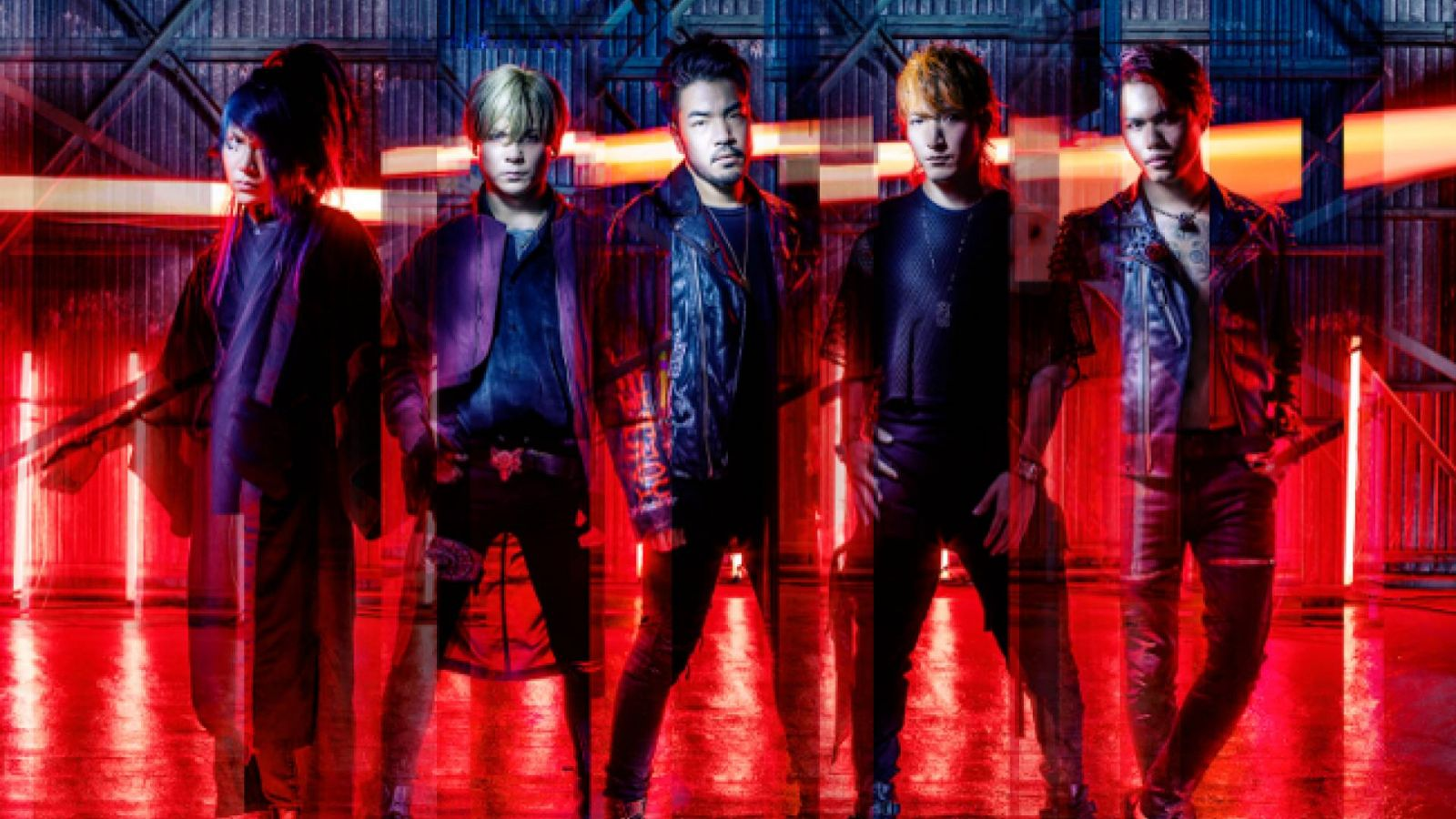 CROSSFAITH to Tour Europe © CROSSFAITH