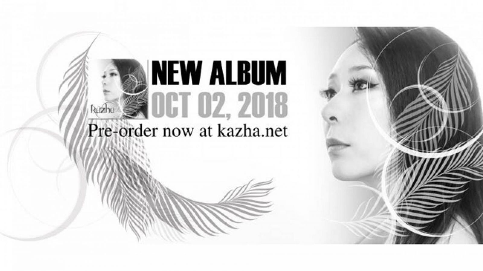 New Album from Kazha © 2018 Kazha. All rights reserved.