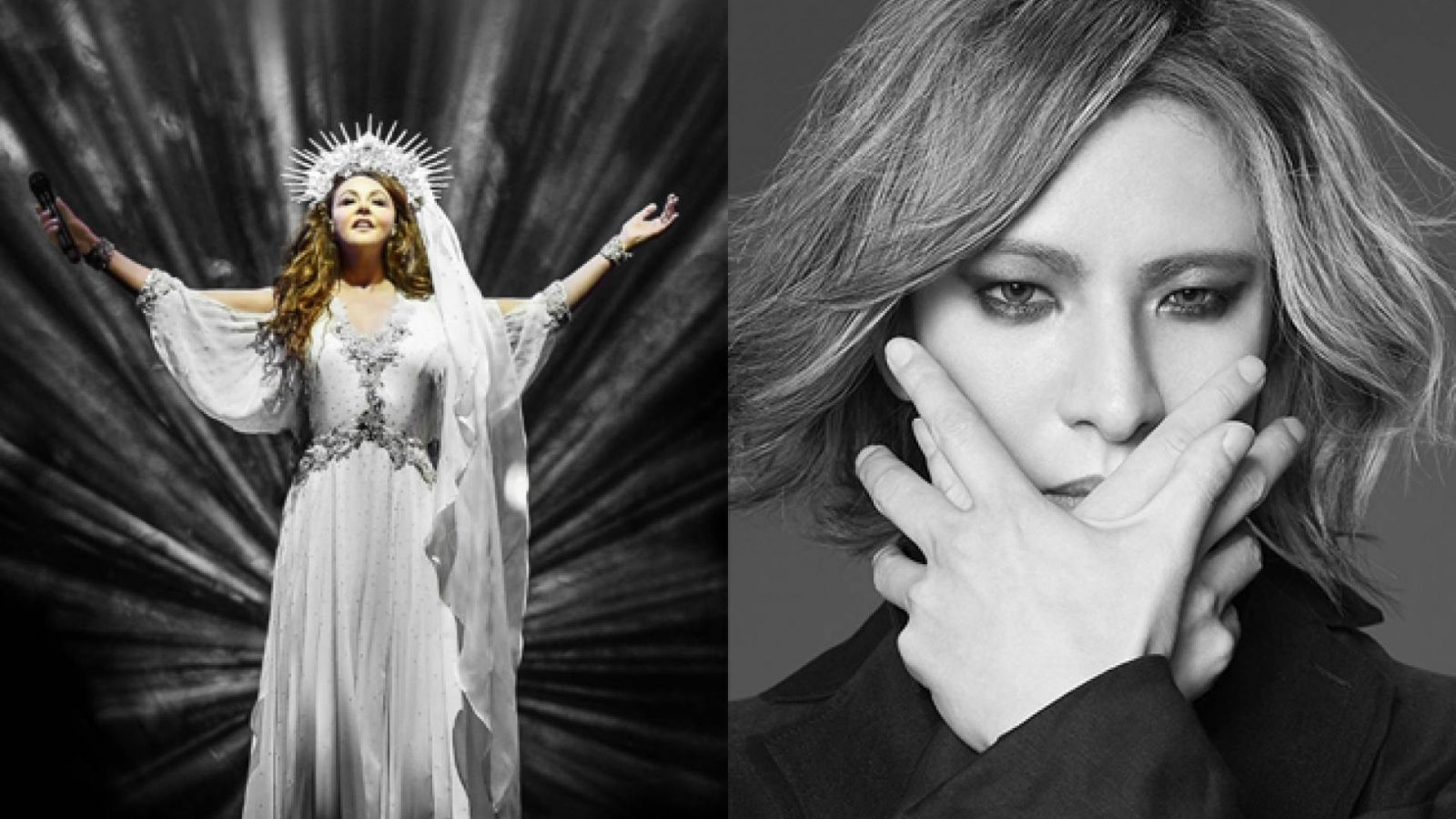 YOSHIKI to Perform at London's Royal Albert Hall; 2019 Dinner Shows Sell Out with Record High Demand © YOSHIKI and Sarah Brightman