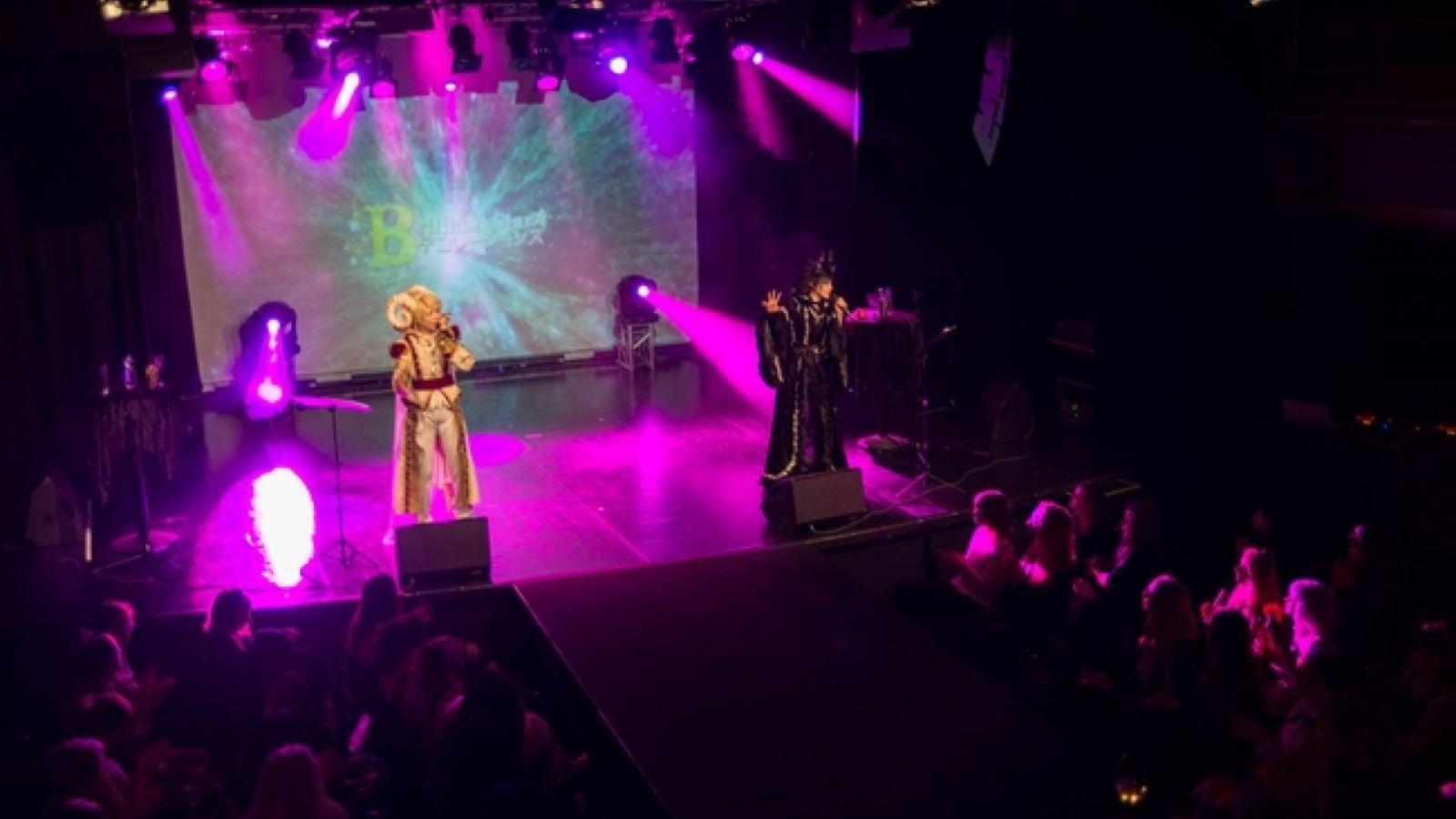 Brilliant Kingdom haastattelussa Helsingissä © JaME Suomi, Iina Kaikko