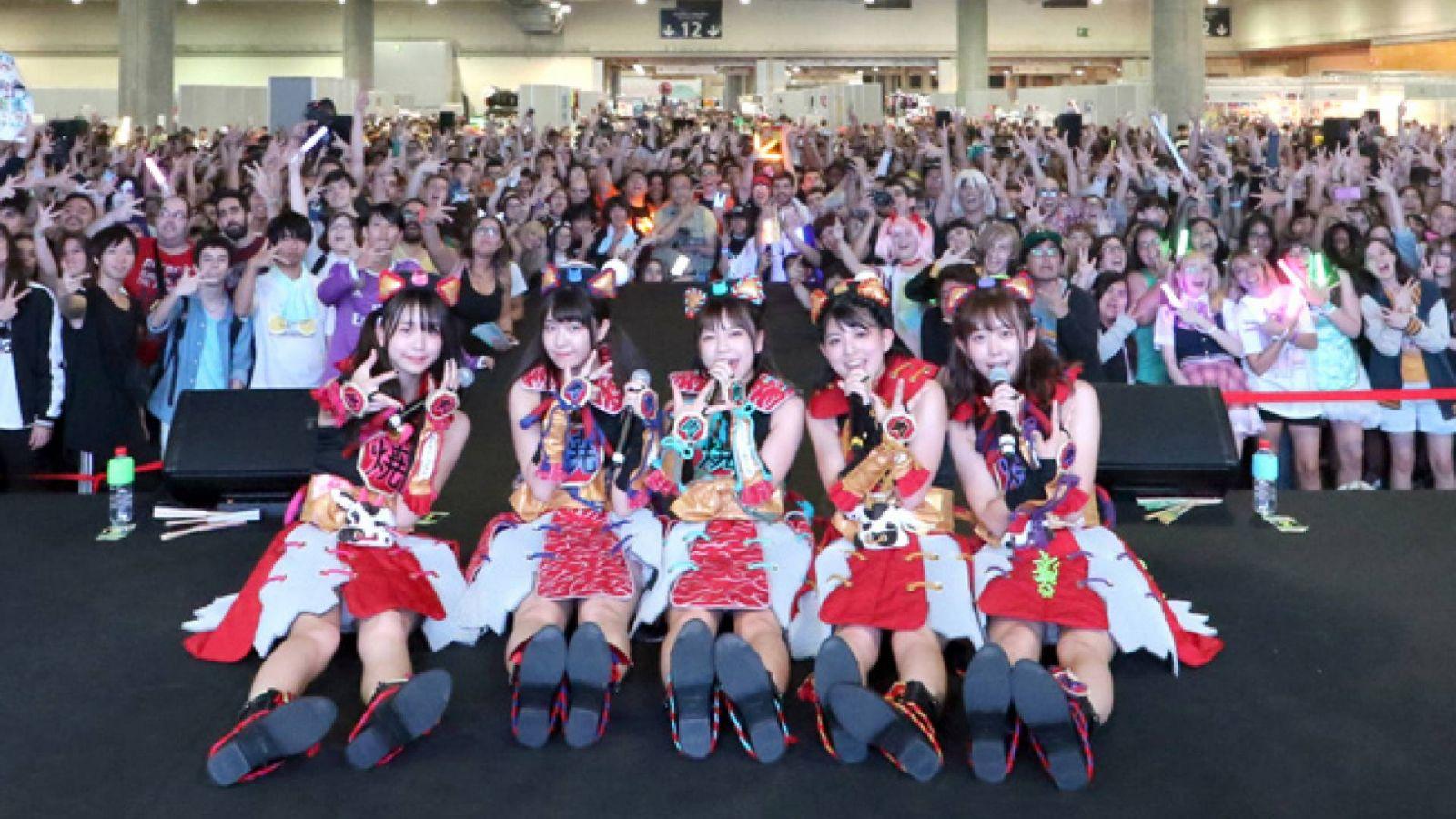 Wasuta realiza sus primeros conciertos en España en el Japan Weekend Madrid © avex