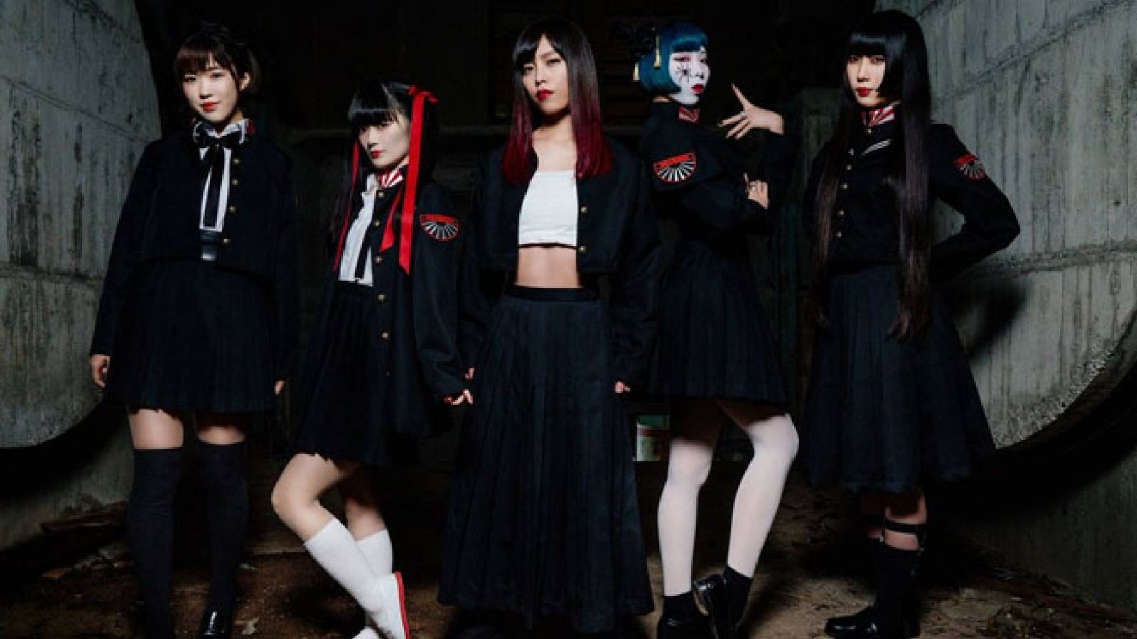 Two Members to Graduate from NECRONOMIDOL © NECRONOMIDOL. All rights reserved.