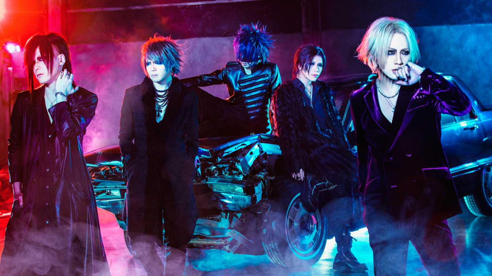 the GazettE © Sony Music Entertainment (Japan) Inc. All rights reserved.
