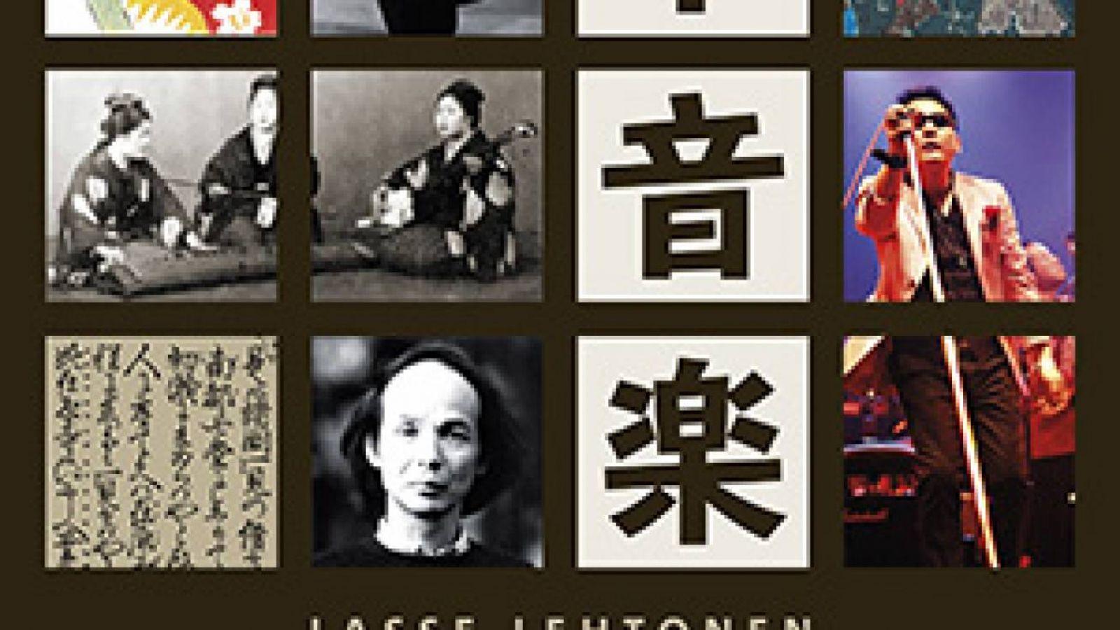 Japanilaisesta musiikkikulttuurista julkaistaan kattava kirja © Gaudeamus. All Rights Reserved.
