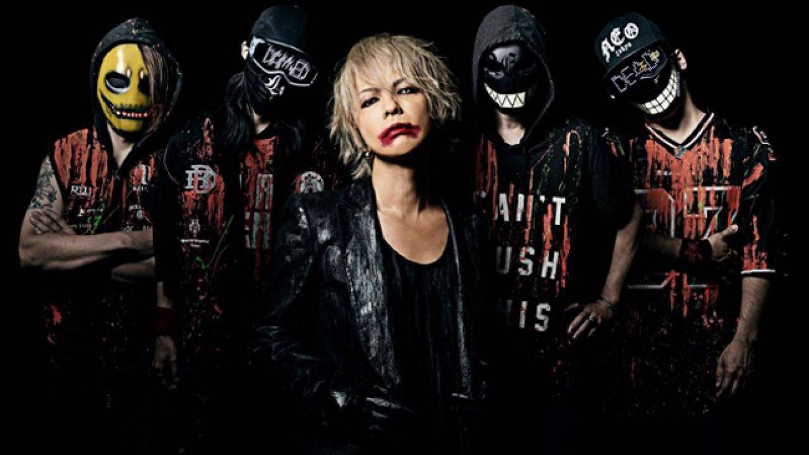 HYDE Adds Solo Dates to US Tour in May © UNIVERSAL MUSIC LLC. All rights reserved.