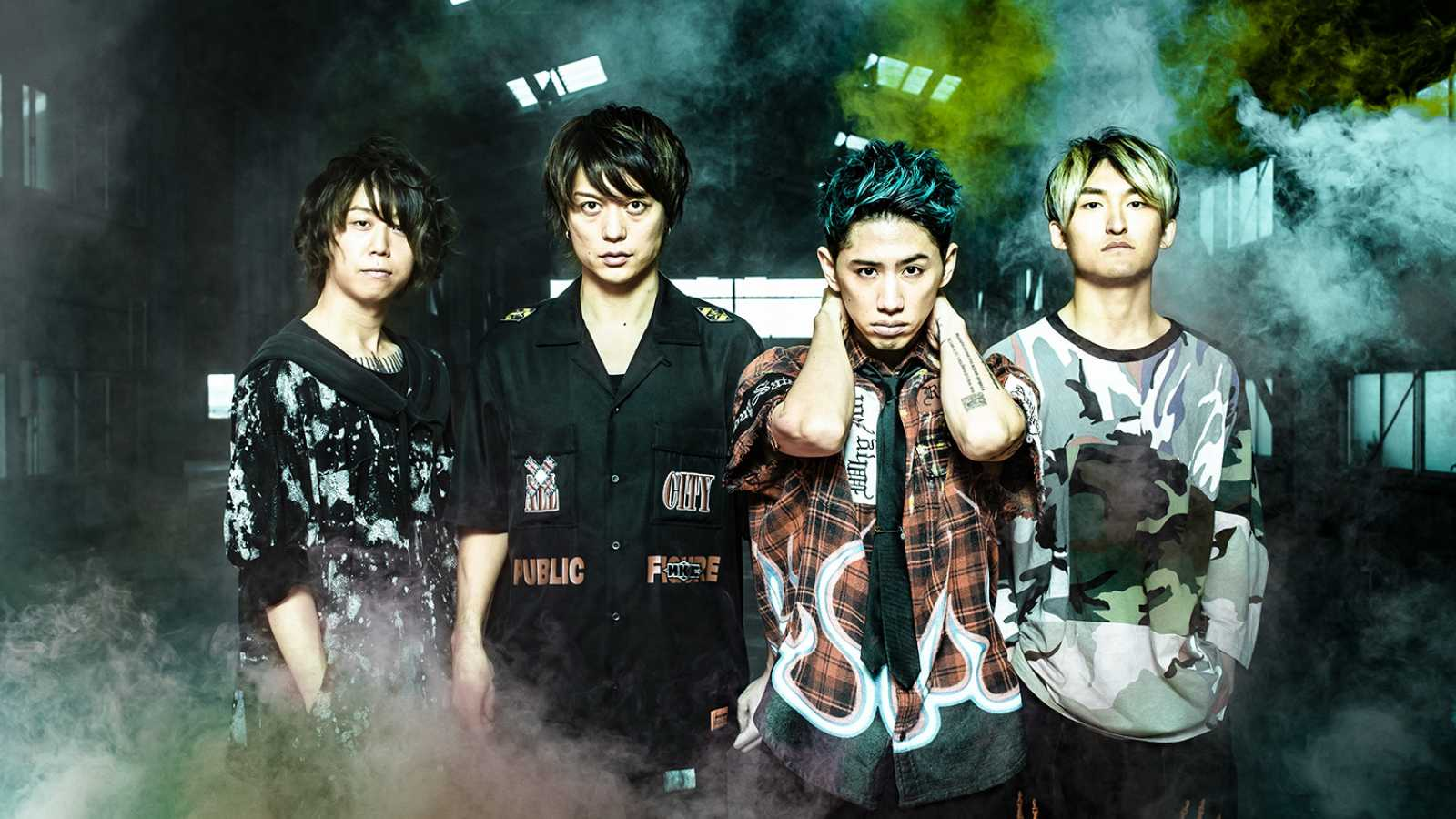 ONE OK ROCK to Stream Full Past Concerts on YouTube © AMUSE INC. All rights reserved.