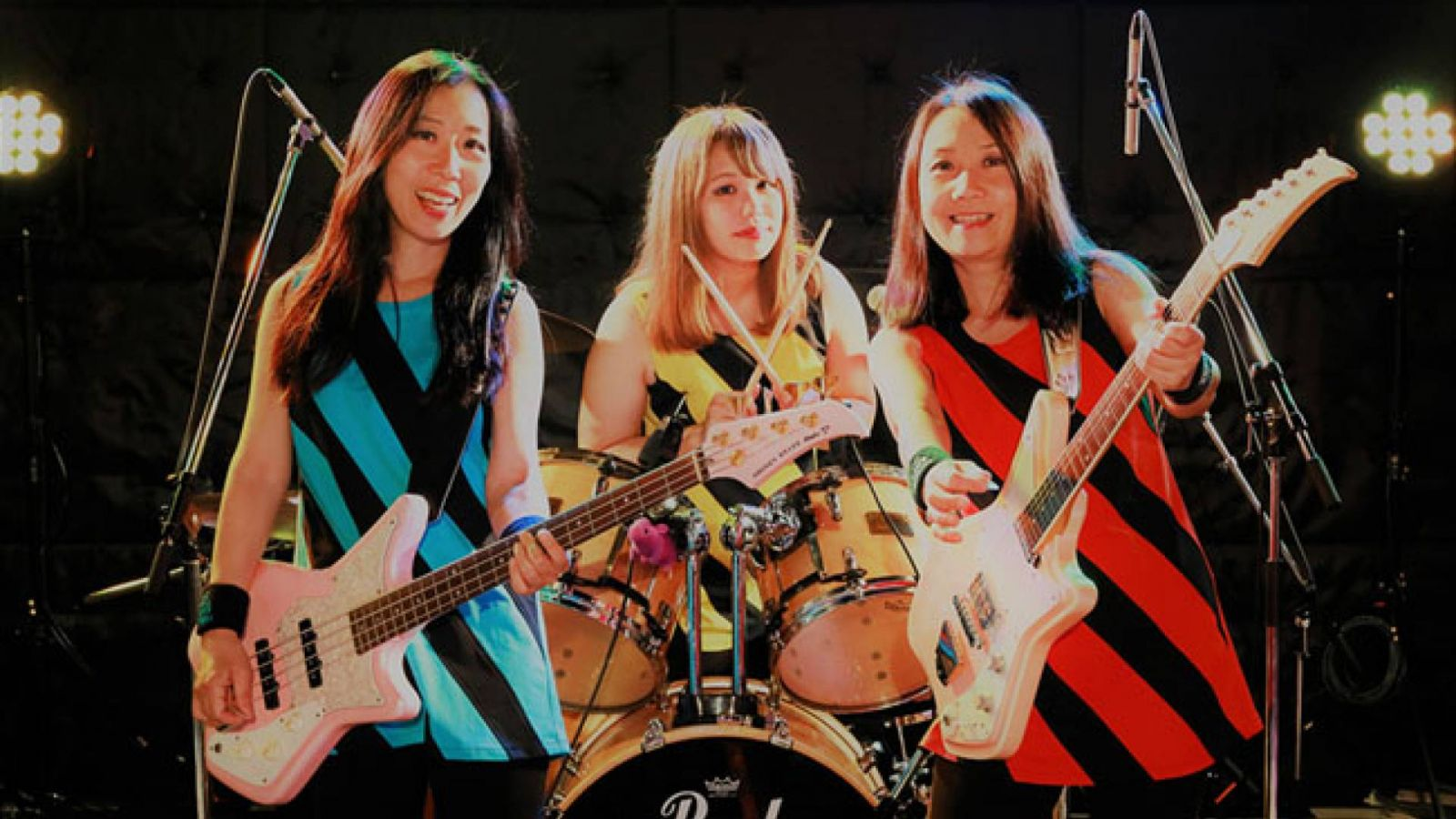 Shonen Knife in Europa © Shonen Knife