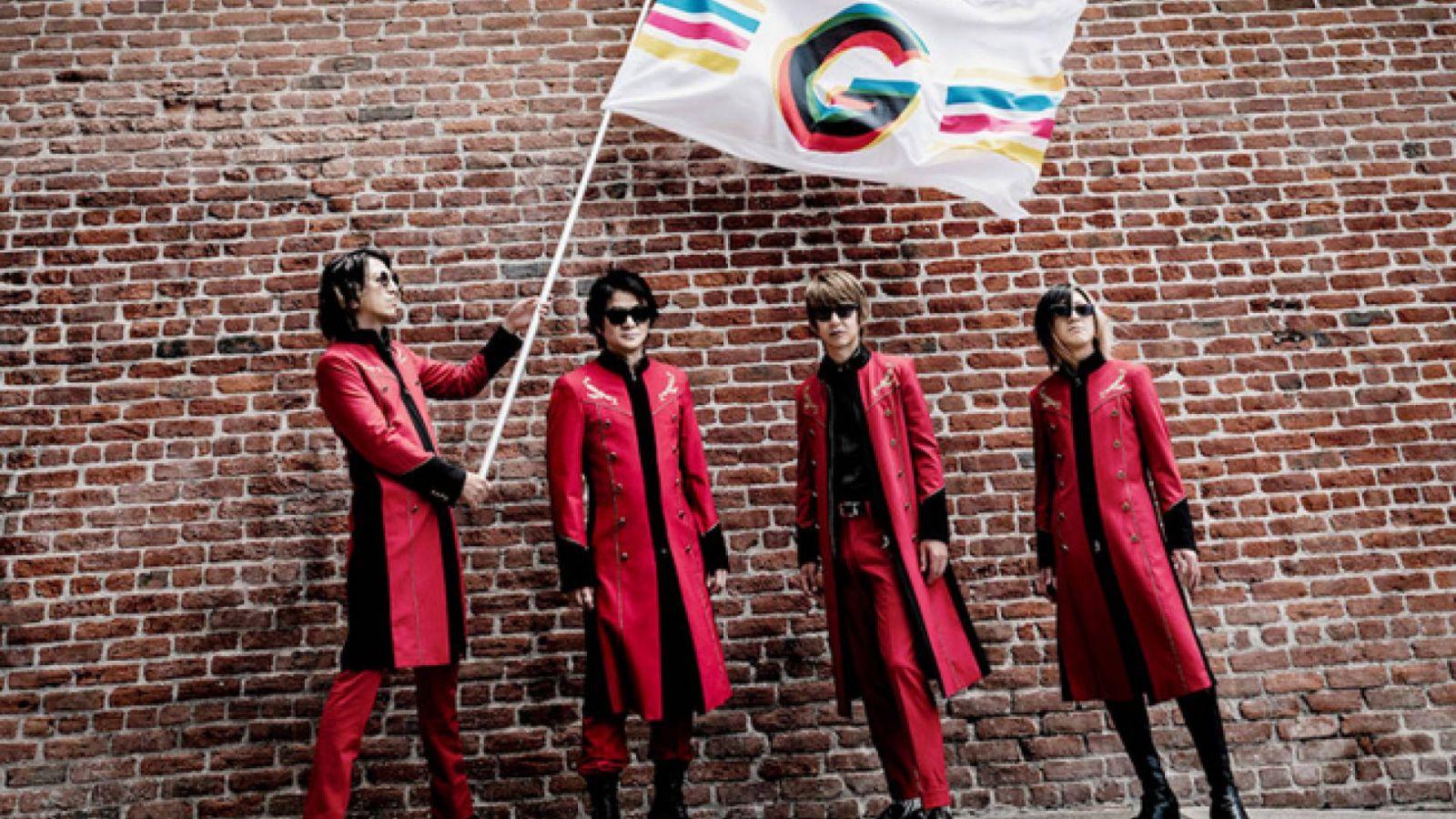 Novo single do GLAY © LSG. All rights reserved.