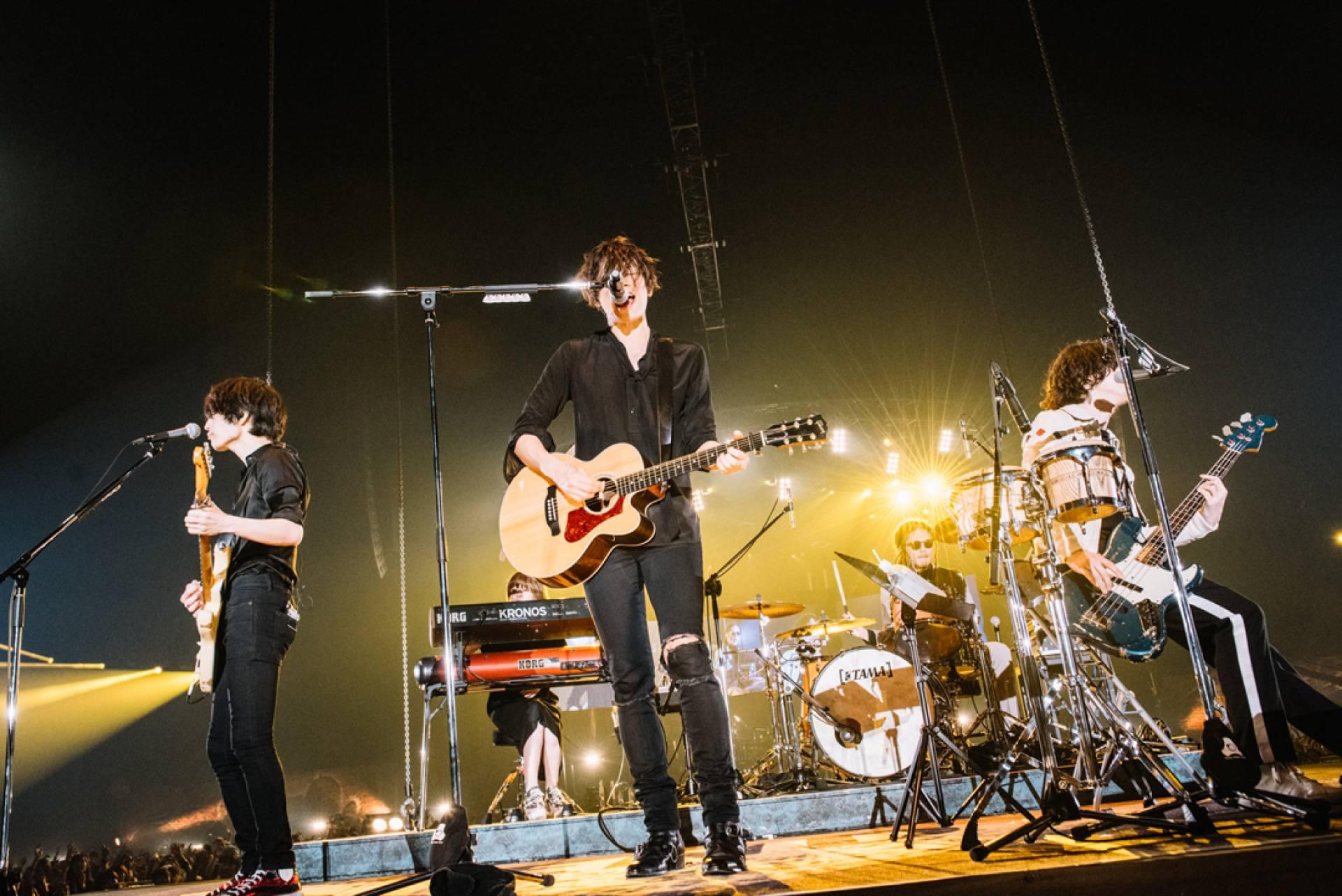 Alexandros Sleepless In Japan Tour Final At Saitama Super