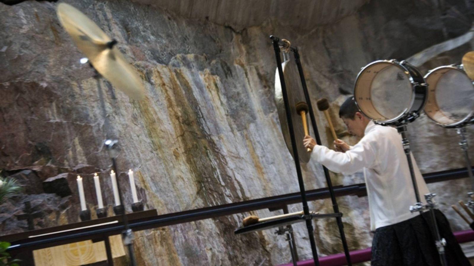 Midori Takada Temppeliaukion kirkossa 27.5.2019 © JaME Suomi, Laura Pesonen