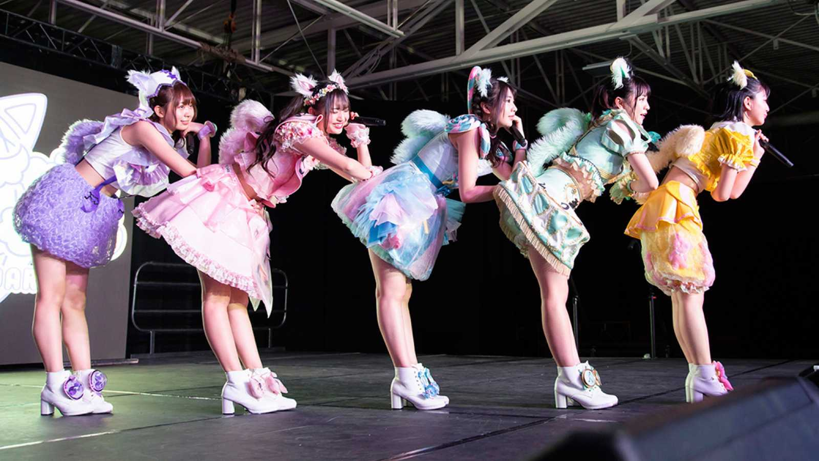 Wasuta Wins Hearts in Canada - Idol Group Continues Overseas...