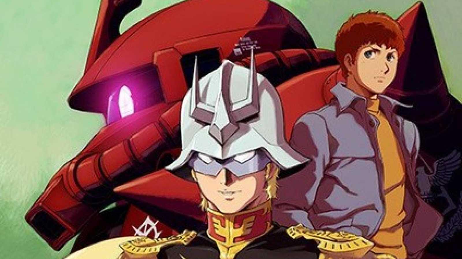 LUNA SEA et SUGIZO de retour pour Gundam © All Rights Reserved