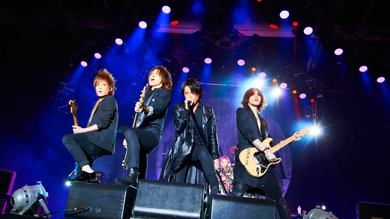 LUNA SEA The 30th Anniversary Special Live in Hong Kong