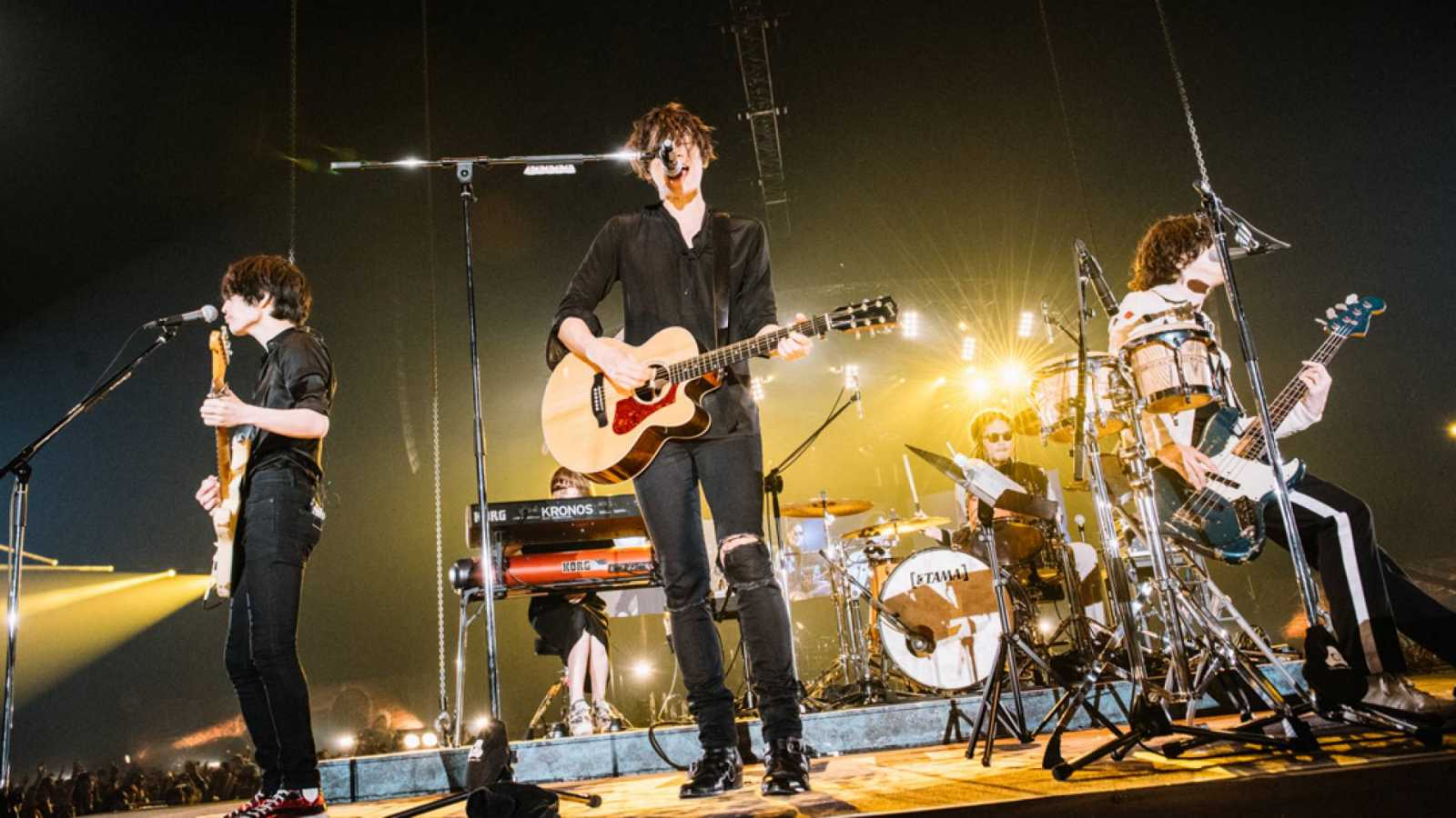 "[ALEXANDROS] ""Sleepless in Japan Tour"" FINAL w Saitama Super Arena:..."