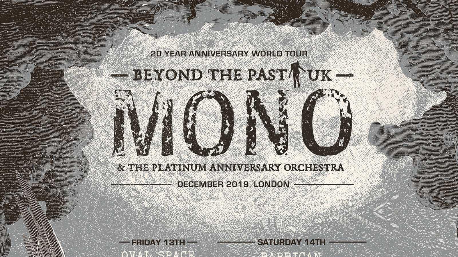 MONO to Perform in London © MONO